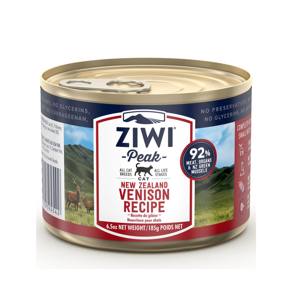 Ziwi Peak Cat Can - 185g Venison