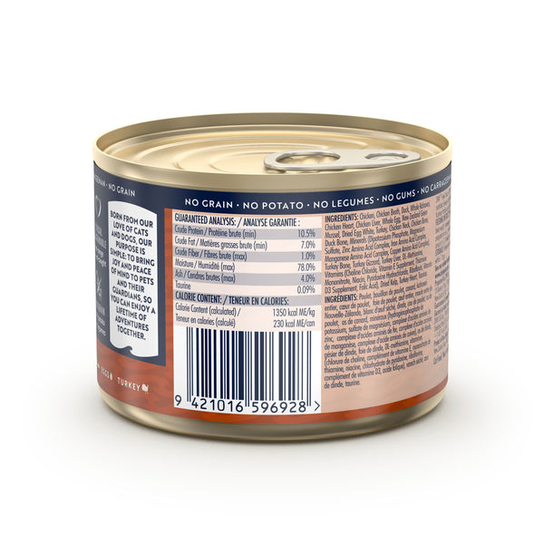 Ziwi Peak Canned Provenance Cat Food 170g - Hauraki Plains
