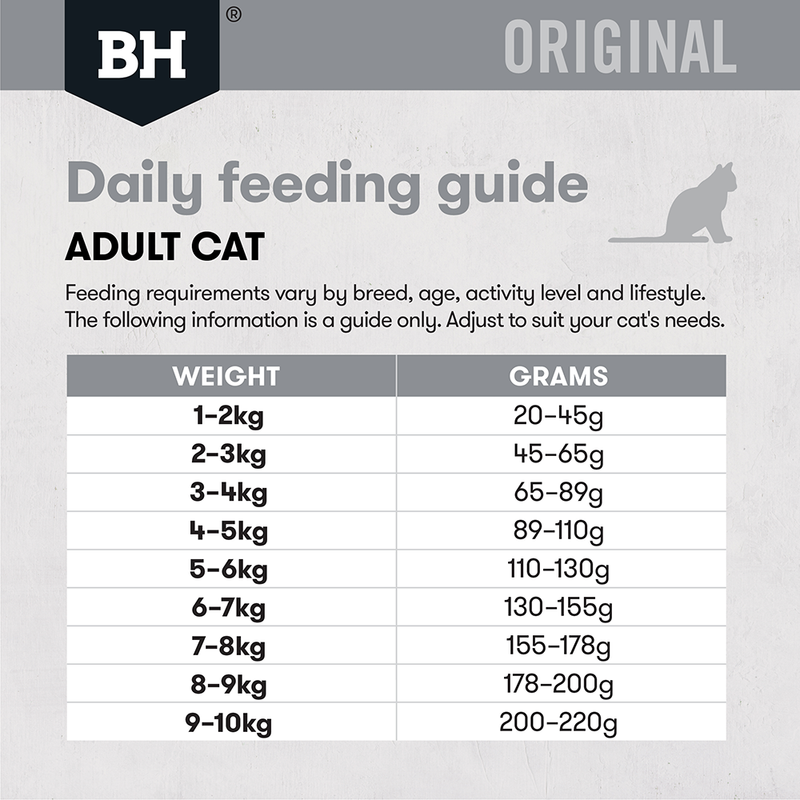 Black Hawk Cat Lamb 3kg