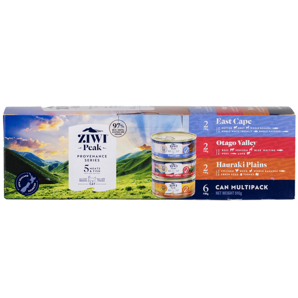 Ziwi Peak Cat Food Trial Pack