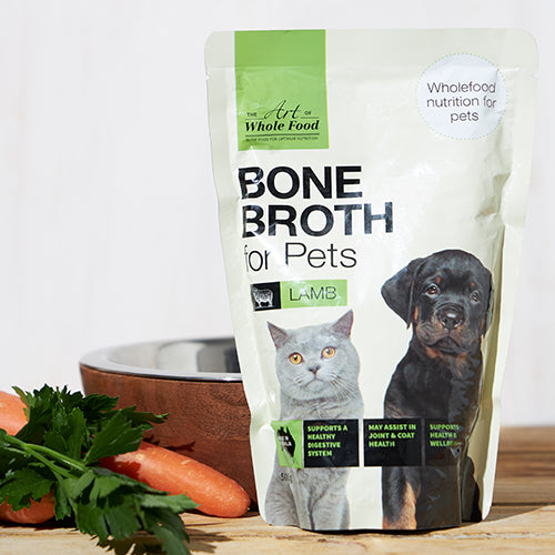 Pet Broth – Lamb