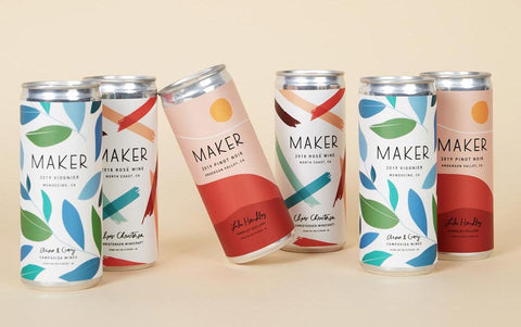 maker canned wine