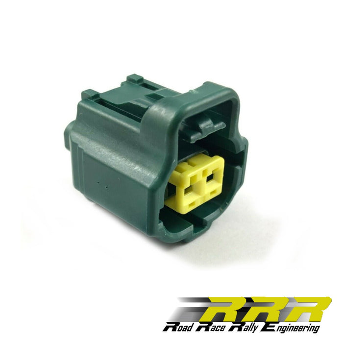 Toyota ECU Coolant Temperature Connector - Green