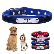 Load image into Gallery viewer, Cusmotized Adjustable Pet Collar - E4PetLife