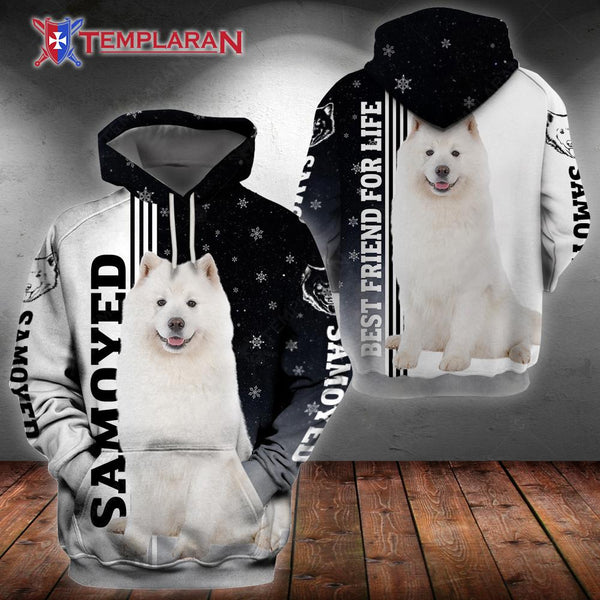 SAMOYED 3D Full Printing