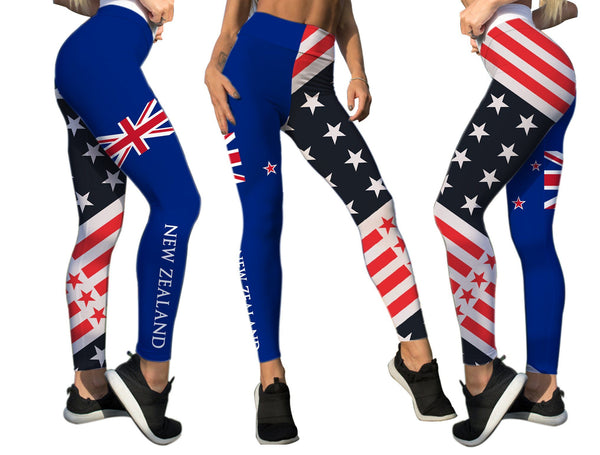 New Zealand Legging Full Printing