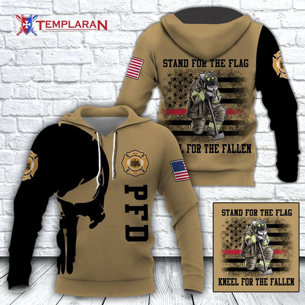 Philadelphia Fire Department 3D Shirt Limited Edition