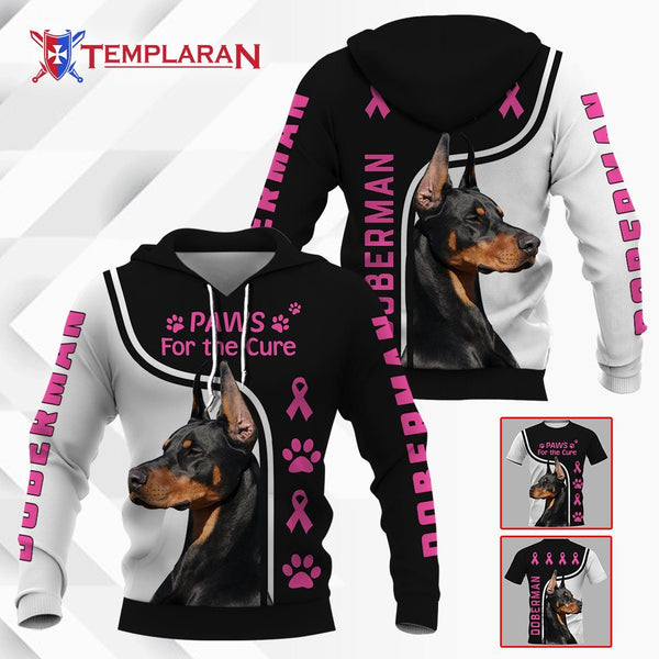 doberman pinscher 3D Full Printing