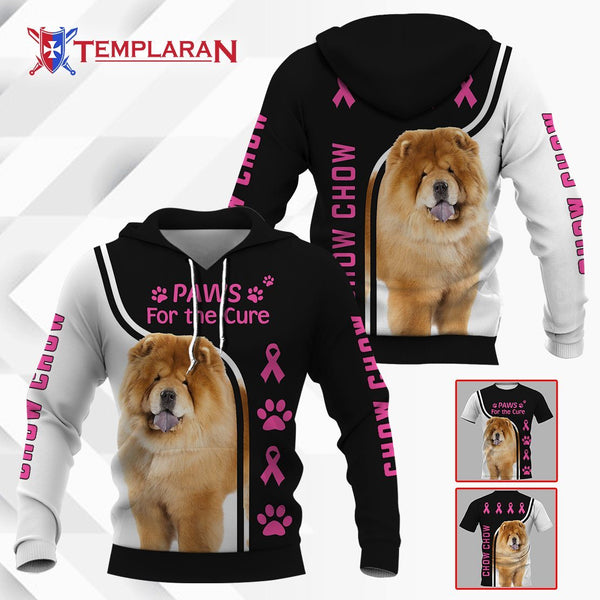 Chow Chow 3D Full Printing