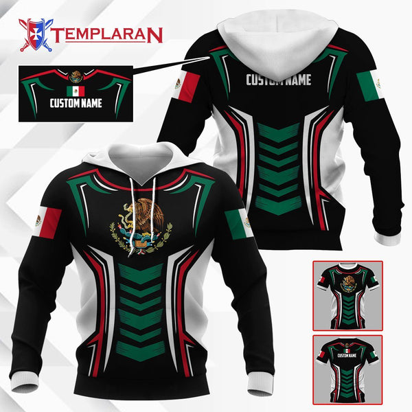 Custom Name Expat Mexico Limited edition 3D Full Printing