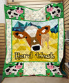 Cow Blanket ttd_qht0004