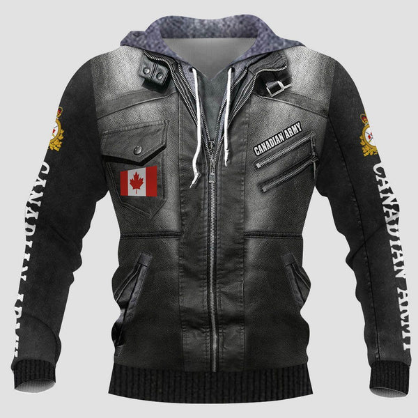 CANADIAN ARMY 3D FULL PRINTING