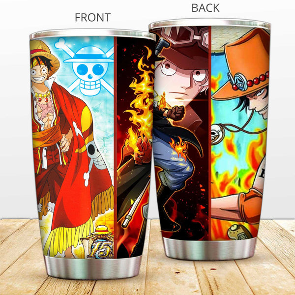 One Piece Tumbler 3D Full Printing