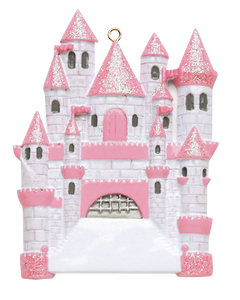 Disney Like Castle Ornament