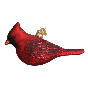 Northern Cardinals Christmas Ornament