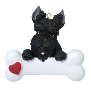 Scottie Ornament