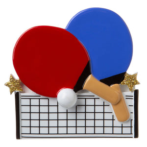 Hobbies/Activities- Ping Pong