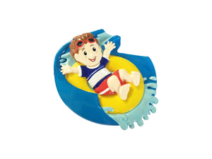 Water Slide Boy Personalized