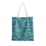 Roomy beach tote in Pacifica.