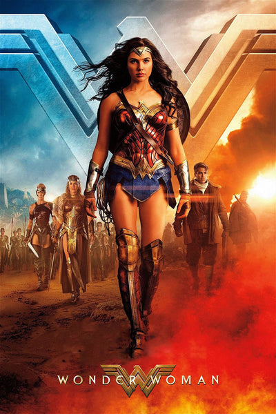 Wonder Woman on Friday, May 21st