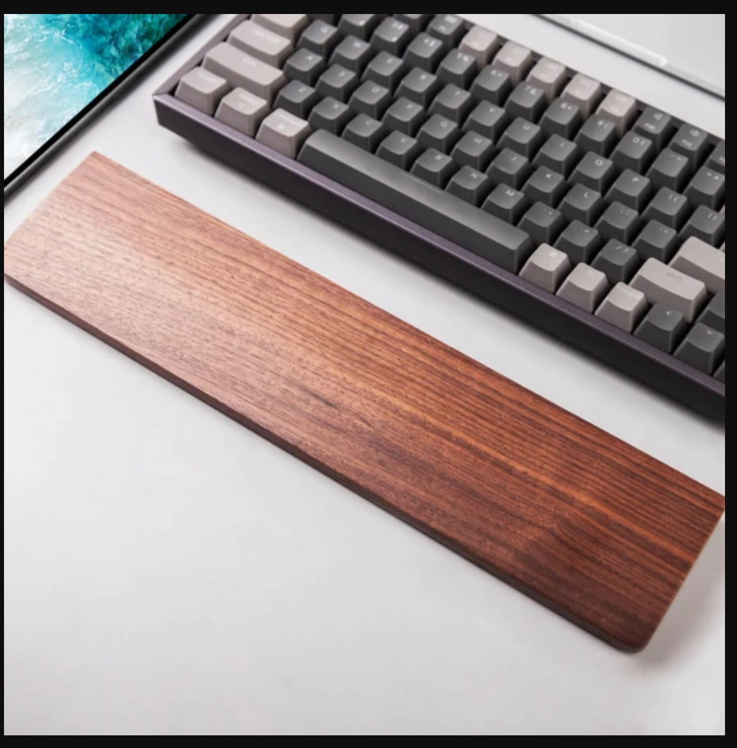 Keychron Wooden Keyboard Palm Rest for K8