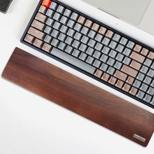 Load image into Gallery viewer, Keychron K4 Walnut Wood Palm Rest