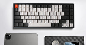 Keychron K2 V2 White Backlight Gateron HotSwap Wireless Mechanical Keyboard