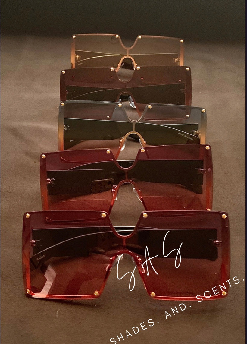 Women's Gold Shades