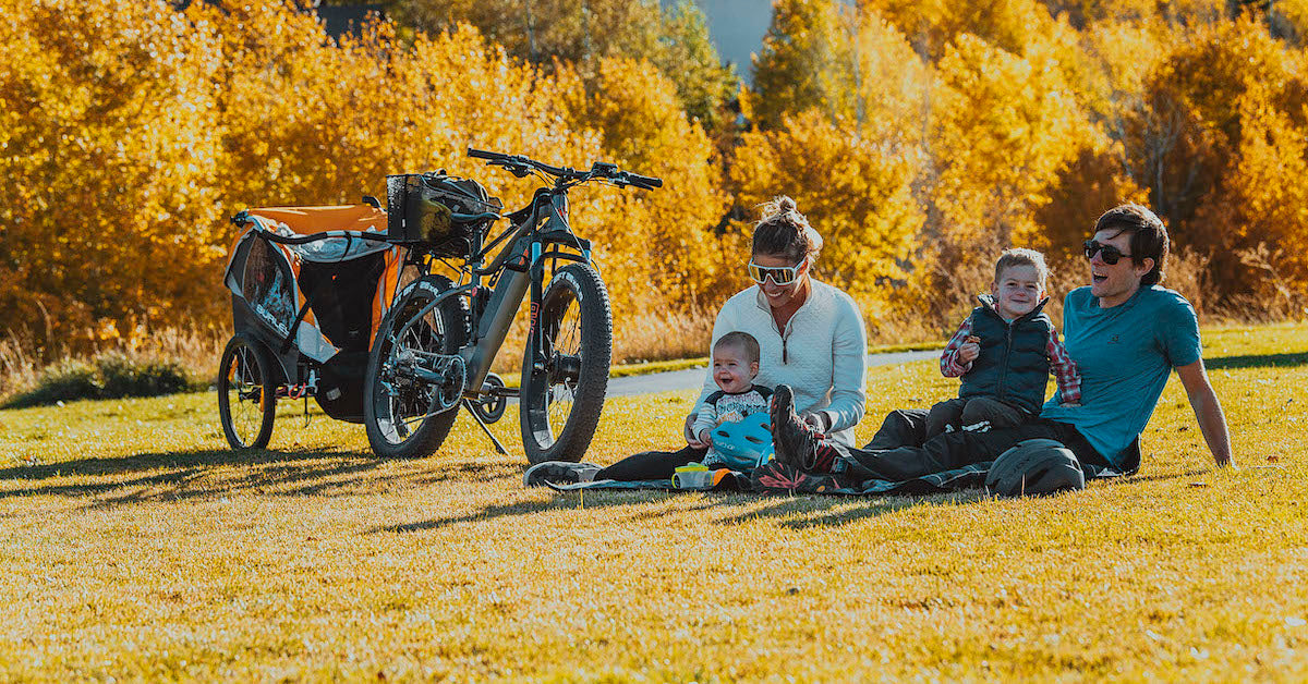 Everything You Need for a Fun Family E-Bike Adventure