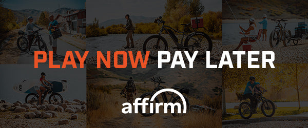 learn about financing for the pwr dually with AFFIRM
