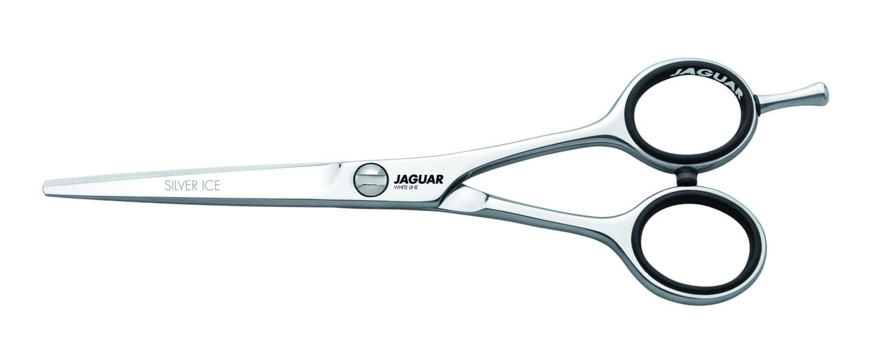 Silver Ice  German Shear with even handle | Jaguar Shears