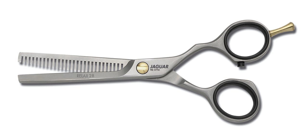Pre Style Relax Offset Thinners | Jaguar Shears