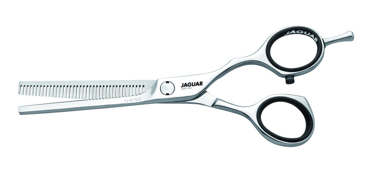 CJ4 Plus Offset Thinner - Silver Line - Bonika Shears