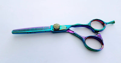 Poison Ivy Thinning Blending Shear - Bonika Shears
