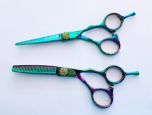 Bonika Poison Ivy 2 Shear Set