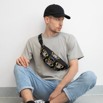 ISSA Money Keeper Fanny Pack