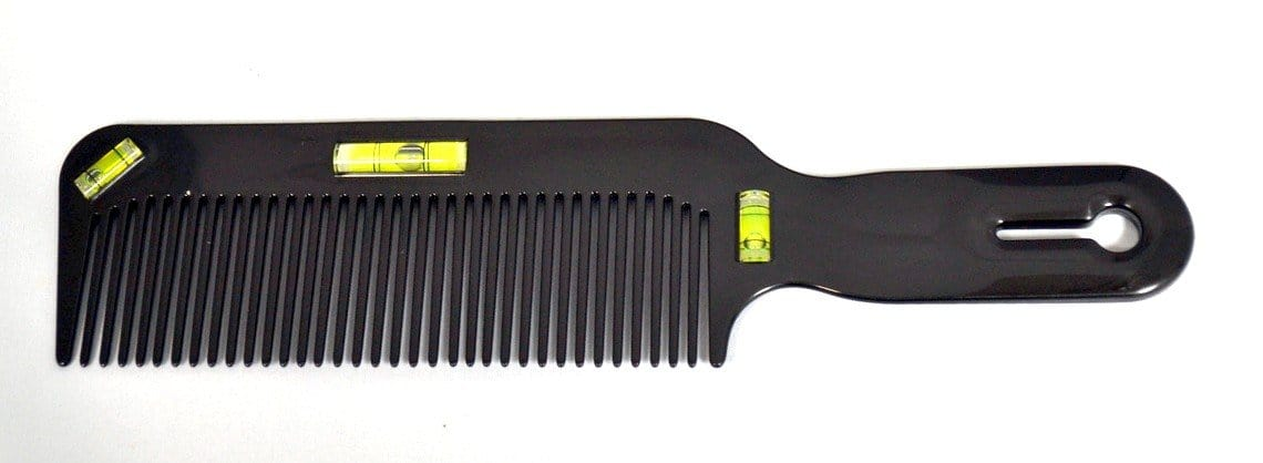 Bubble Barber Comb - Level Cutting Comb - Bonika Shears