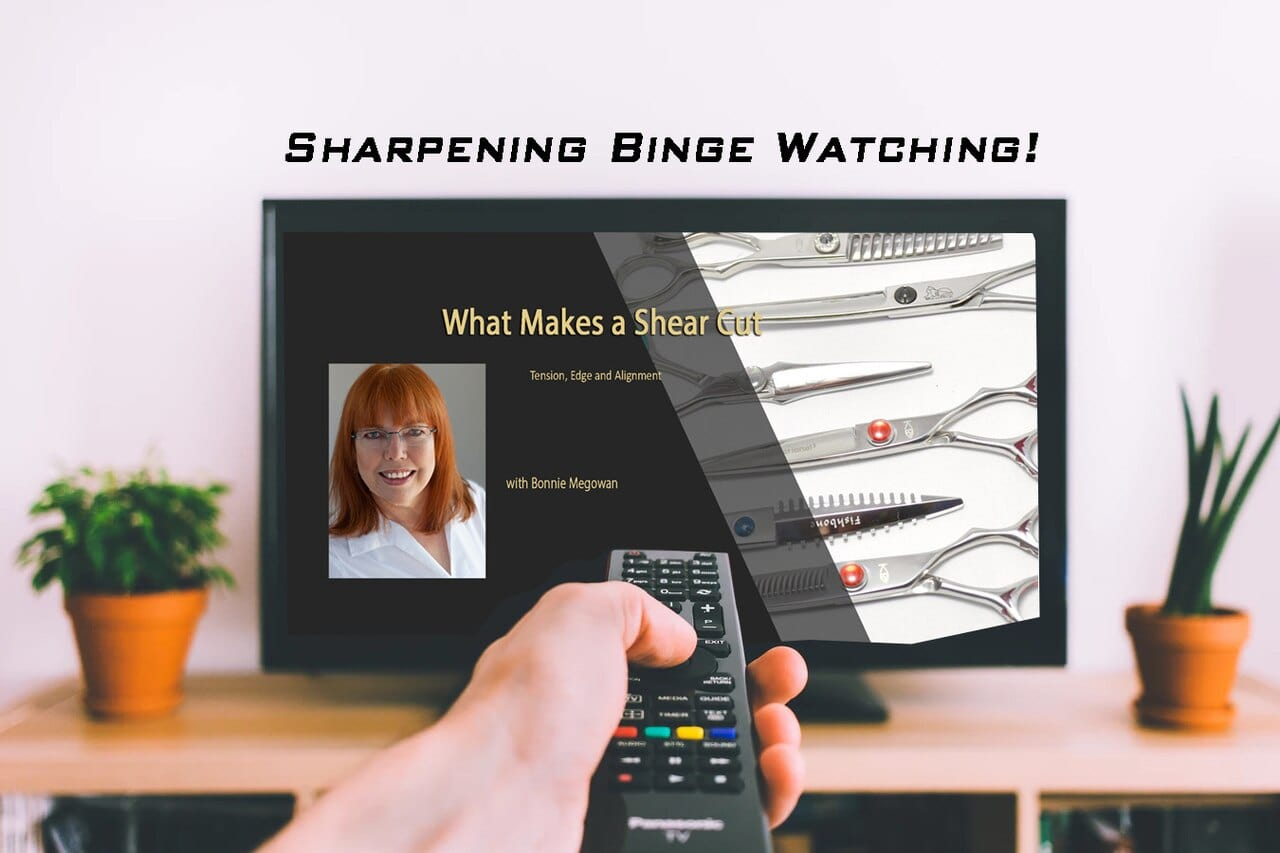 Starting a Sharpening Business Library - 8 videos - Bonika Shears