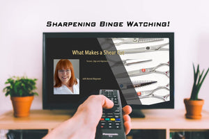 Starting a Sharpening Business Library - 8 videos