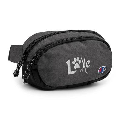 Puppy Love Champion fanny pack for Groomers