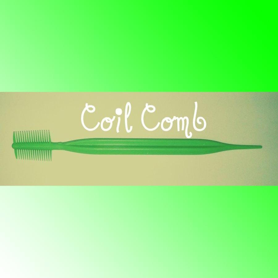 Coil Comb - Bonika Shears