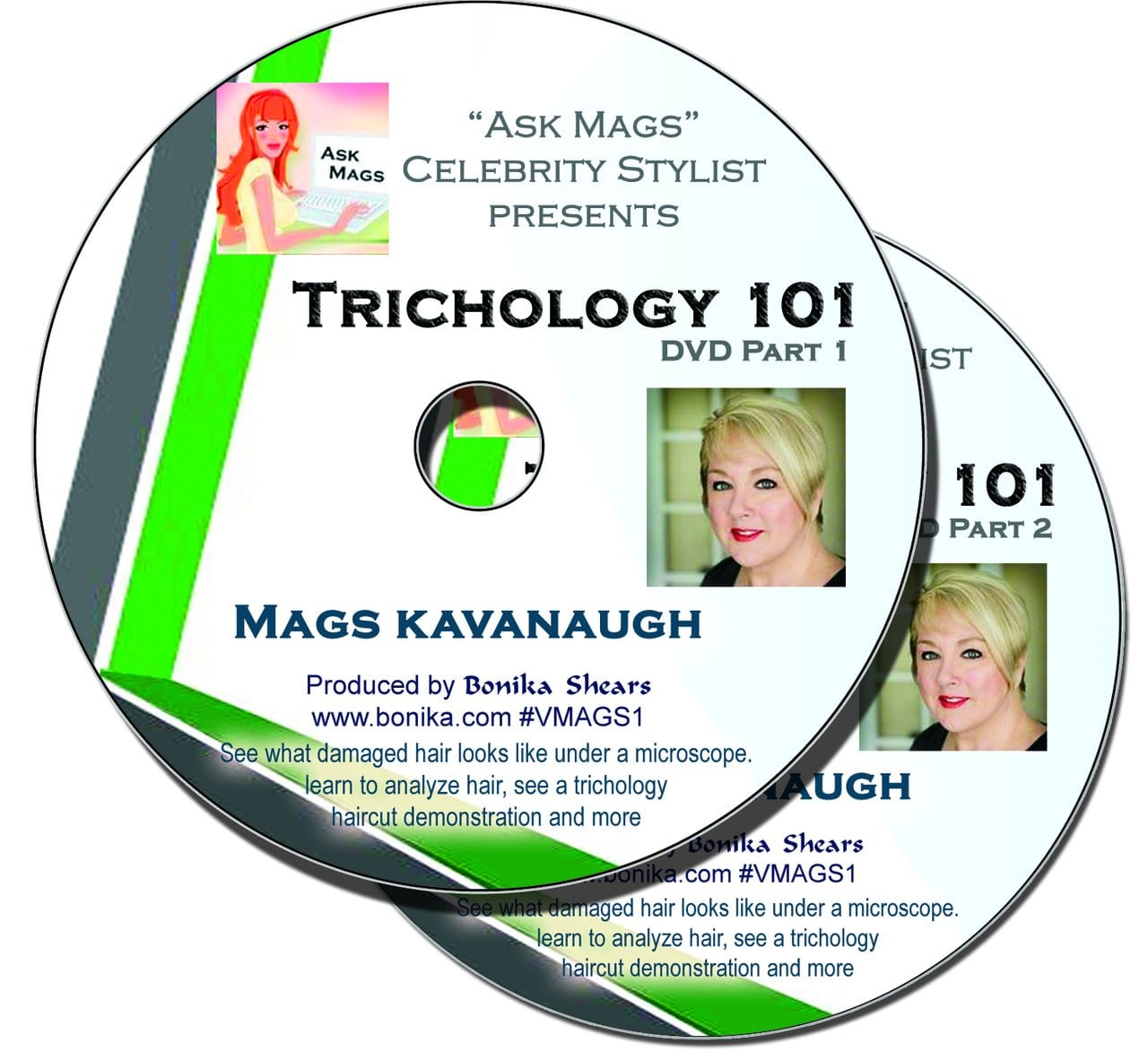 Trichology 101 video with Mags Kavanaugh - Bonika Shears