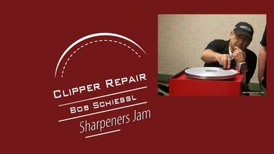 How to Repair Clippers video - Bonika Shears