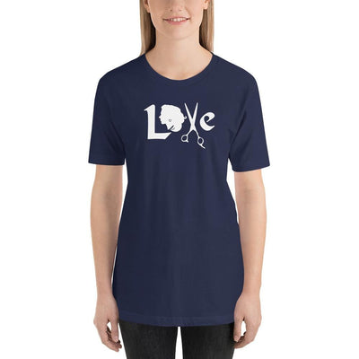Stylist Love Short-Sleeve Unisex T-Shirt