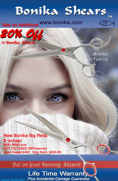 "50 ""Dime"" Bonika Shears Brochure - Bonika Shears"