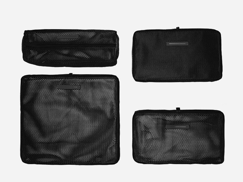 Packing Cubes Svart
