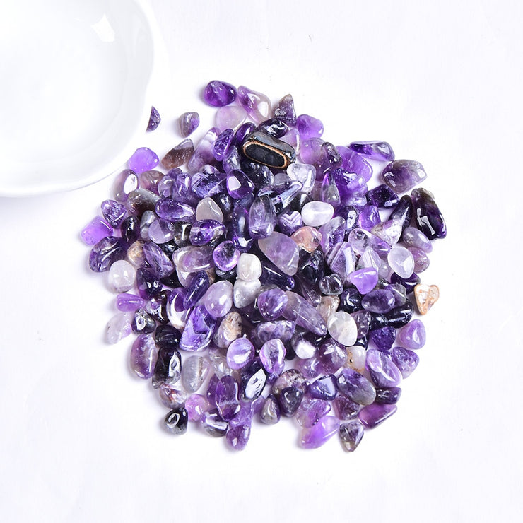 Amethyst Clusters for the Home