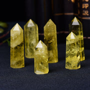 Yellow Calcite Quartz