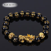 Chinese Stone Beads Bracelets - Natural Healing Stones