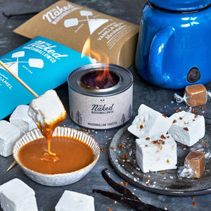 Salted Caramel Lovers Marshmallow gift set
